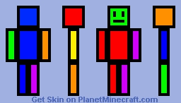 Bloxxors Minecraft Skin