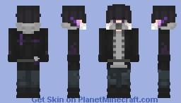 Ender Graffiti Funk Minecraft Skin