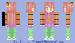 It's Halloween right? Minecraft Skin