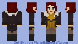 Rouge Wanderer [LoTC] [✗] Minecraft Skin