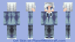 snow it's time to upload again! Minecraft Skin