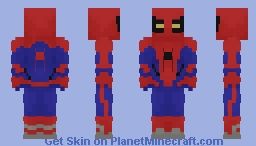 Spider-Man(TASM) Minecraft