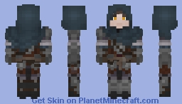 The Wandering Mage Minecraft Skin