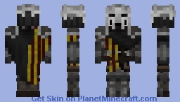 New Inquisitor 'Nobody expects the spanish inquisitions!' Minecraft Skin