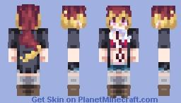 Shura Kirigakure ~ Blue Exorcist Minecraft Skin