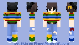 awesome right? Minecraft Skin
