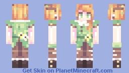 LaurenAngels Fanskin Minecraft Skin