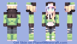 Sister Request Minecraft Skin