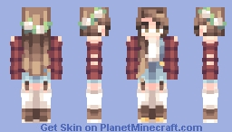 .• Plaid •. Minecraft Skin