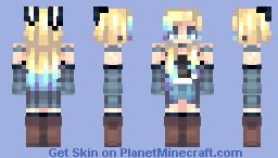 {★}Kuuro Minecraft Skin