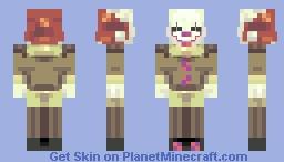 IT Minecraft Skin
