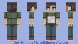 "'IT h-as georg-ie"" [ IT Billie] Minecraft Skin"
