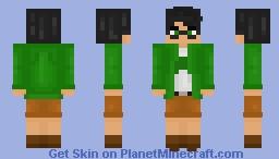 Jake English (Homestuck) Minecraft Skin