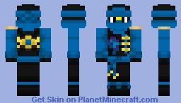 Jay Walker (NinjaGo SkyBound) Minecraft Skin