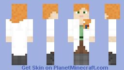 Dr. Alex Bergensten Minecraft Skin