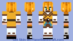 Onosaka Koike Mark I Minecraft Skin