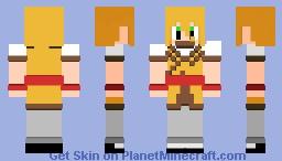 Young Onosaka Koike Mark II Minecraft Skin