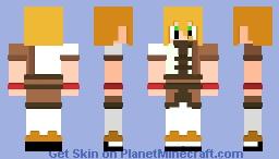 Young Onosaka Koike Mark III Minecraft Skin