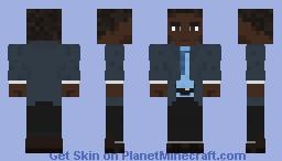 Mike - Limitless Minecraft Skin