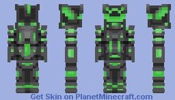 Furry | MK-1 Minecraft Skin