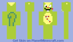 Happy Tree Friends - Nutty Minecraft Skin
