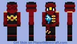 Nya (NinjaGo SkyBound) Minecraft Skin