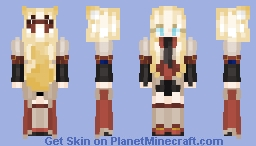 Requested! // ~Moridis~ Minecraft Skin