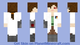 To improve is good, I think. Minecraft Skin