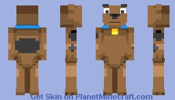 Inieloo | Scooby Doo ~requested~ Minecraft Skin