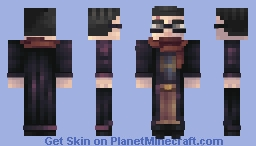 Yer a Wizard, 'Arry Minecraft Skin