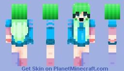 𝓘 𝓼𝓮𝓮 𝓽𝓱𝓮 𝓵𝓲𝓰𝓱𝓽 (๔єคภเe) (𝓞𝓒) Minecraft Skin