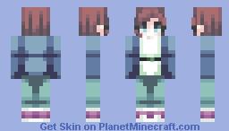 TᖇᗩᗪEᖇ - Something Little Minecraft Skin