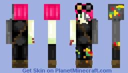 Death of a Human, Birth of a Cyborg Minecraft Skin