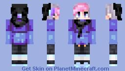 Tedd // Persona \ Minecraft Skin