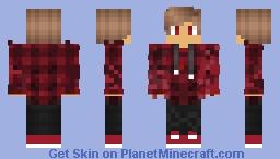 Cool Teen Kid Minecraft Skin