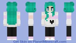 Love Yourself - Her Minecraft Skin