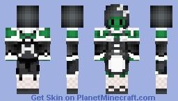 Monster Maid Minecraft Skin