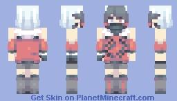 ~Fan Skin | Minori Neko~ Minecraft Skin