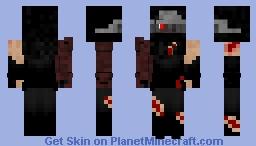 Cyber Ninja 2.0 Minecraft Skin