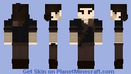 Anyone up for some Witcher? Minecraft Skin