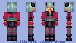 Skintober is Here! [Skintober 2017] Minecraft