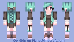 Guess What / Anniversary ♥ Minecraft Skin
