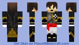 Régent-Amiral L.Q. René Talleyrand Minecraft Skin