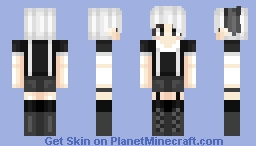 ♥ Appetite of a People-Pleaser ♥ Minecraft Skin