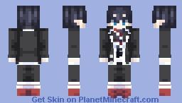 Rin Okumura ~ Blue Exorcist Minecraft Skin