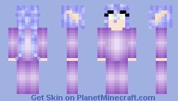 Basic Girl Elf Minecraft Skin
