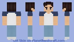 Bill Denbrough Minecraft Skin