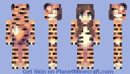 Rawr Minecraft Skin