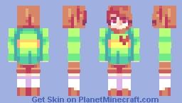 Undertale - Chara Minecraft