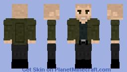 Heatwave   CW Minecraft Skin